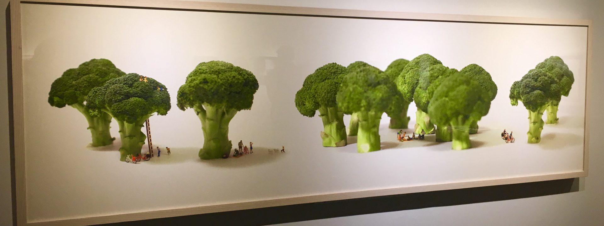 「MINIATURE LIFE展」田中達也 見立ての世界