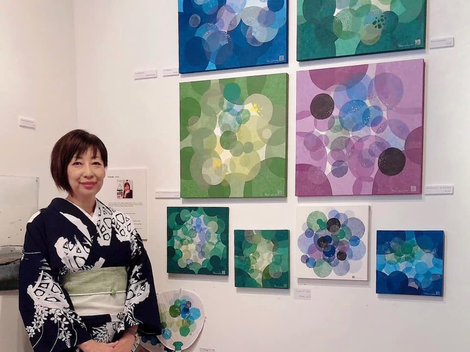 Love♥️Joyful an exhibition of contemporary japanese art -2