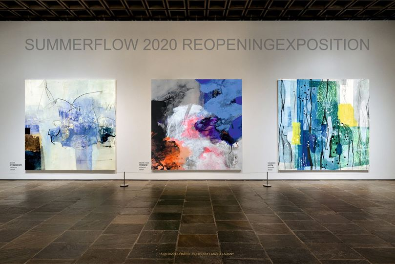 SUMMER FLOW 2020 REOPENING EXPOSITION.